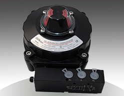 asi integrated communication explosion proof integrated communicator with solenoid valve series 54